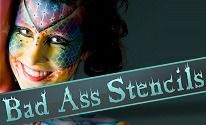 BodyArt & stencils / Amazing body art (period)  / by iStencils