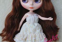 Lovely BLYTHE doll / dolls