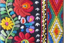 Embroidery & bead