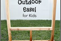 Outdoor things for kids