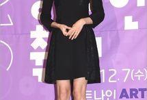 Im Yoona in black