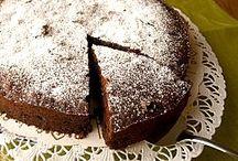 Ruoka ja juoma/suklaakakku