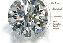 Diamonds and other stones