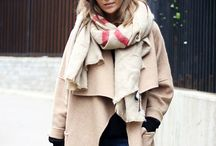 Outfits coat camel