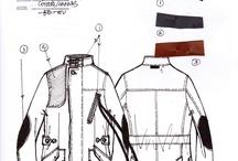 эскизы мужская одежда