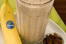 Healthy shakes/smoothies