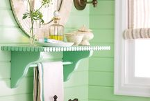 Bathroom ideas / by Amber Grotjan