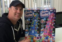 Goodie Gusher Inventor / Check out Goodie Gushers Founder sharing his excitement for the latest products!