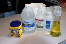Cleaning Hints Household