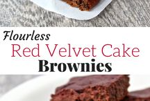 healthy brownies and bars