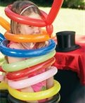 Balloon Modellers for Hire / Big Time Entertainment Limited have a fun selection of Kids Balloon Modellers based all over the United Kingdom  Balloon Modellers are popular at Festivals, Corporate Events, Shopping Centres and especially Children's Birthday Parties  Call us on 020 7127 9119  www.bigtimeentertainment.co.uk / by Big Time Entertainment Limited UK