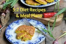 5:2 / Food plans & recipes / by Jenny Nelson
