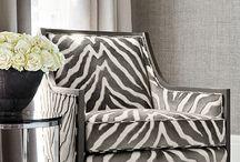 zebra desen kumaş