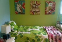 Kidlets' rooms / by Mary Vincent