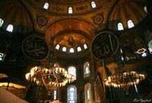 Hagia Sophia - Ayasofya / All of the Hagia Sophia - Ayasofya' ya ait herşey.