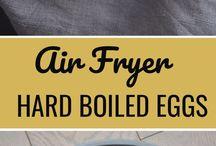 Air Fryer / Healthy Meets Delicious!