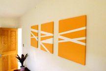 Art on the wall / by eve moffatt