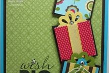 Cards-- Birthday / by Terri Prestwich