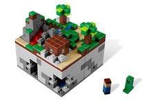 Minecraft Party ideas / by Jessika Sandrowski