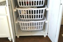 Laundry Room Ideas / by Shannon Kean