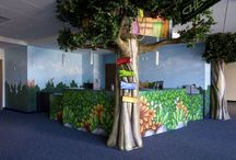 Trees, Tree House, Forest / 3D Trees  Tree House Themes  Forest Themes Trees  Children's Themed Environmens
