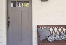 Home - Front Door Area