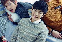 VIXX / N, Hongbin, Ravi, Leo, Ken, Hyuk. Bias: N