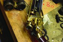 steampunk tools & weapons