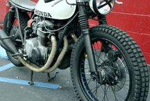 Motorcycles / Brat & Cafe