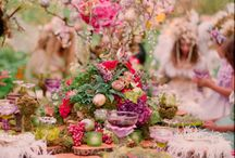 Woodland fairytale wedding ideas