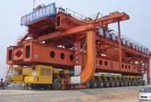 WORLD HEAVY SPECIAL EQUIPMENT/MACHINERY (6) - (SPECIAL CONSTRUCTIONS) / Special TRUCKS,for SPECIAL LOADS,with Lots,Lots of Heavy TONS (BIG & GIANT CONSTRUCTIONS).