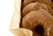 Breakfast & Doughnuts / by Kelsea Baumgarten