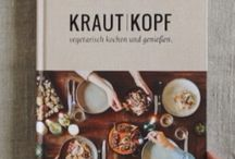 Food & Cookbooks To Love / My Library of Goodness