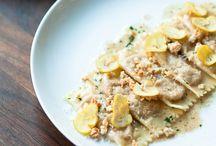 Restaurants to try in SF / by Jill Weaver