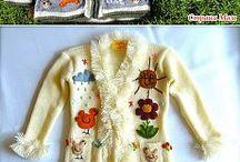 Sweterki peruwiańskie