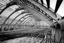 CENTRO OPERATIVO GONDRAND / Pioltello (MI) – 1968 Architettura: Aldo Favini Strutture: Aldo Favini