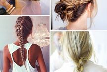Creative hair ideas