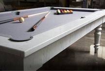 Stone Pool Tables