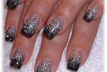 Nyårs naglar