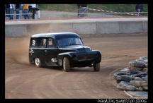 Drifting bil