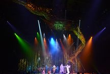 Cirque Du Soleil / by Lebanon Daily News = newspaper photography