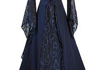 Historické šití / Historical sewing / Gotika, střihy, kostýmy  / Gothic, patterns, costumes
