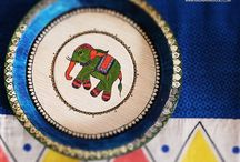 Designer Kurtis / A hand made women's wear store - Handlooms, Handwoven, Hand painted garments.  #PurelyHandmade