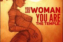 femininity energy