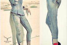 Women's Fashion / Tears of Bleu