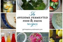 Fermented Recipes