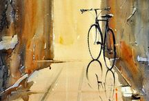 Anders Andersson / Watercolour