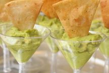 Aperitivos salados