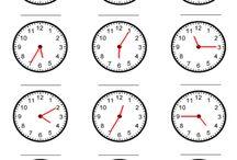 Clock/Klockan/Time