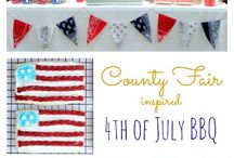 Patriotic Recipes and Crafts